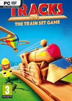 Tracks - The Family Friendly Open World Train Set Game
