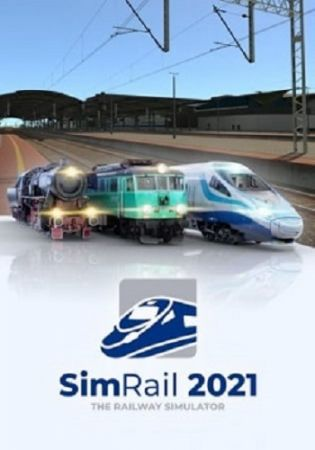 SimRail 2021 - The Railway Simulator