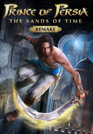 Prince of Persia The Sands of Time Remake Механики